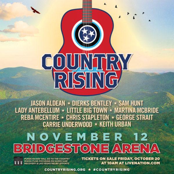 Country Rising Nashville