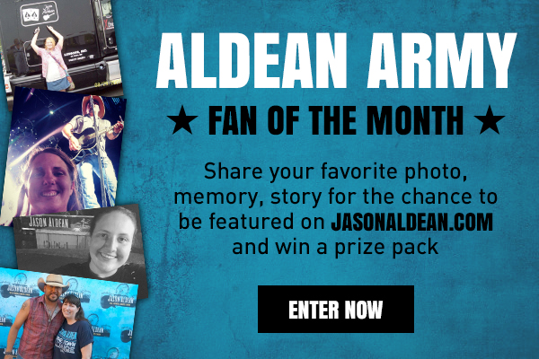 AldeanArmy Fan of the Month
