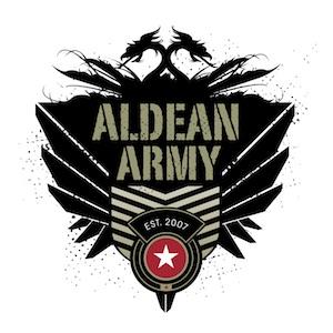 CONGRATULATIONS TO THE ALDEAN ARMY JUNE CONTEST WINNER
