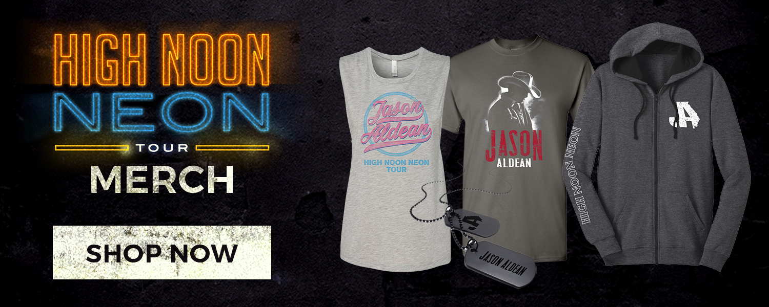 High Noon Neon Tour Merch