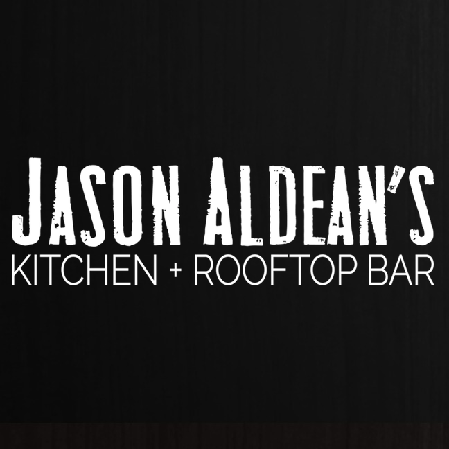 ANNOUNCING THE OPENING OF JASON ALDEAN'S KITCHEN + ROOFTOP BAR
