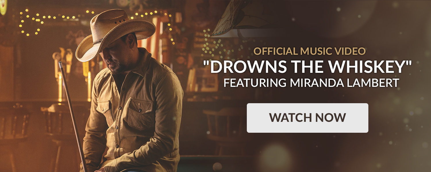 """Drowns the Whiskey"" Official Music Video"