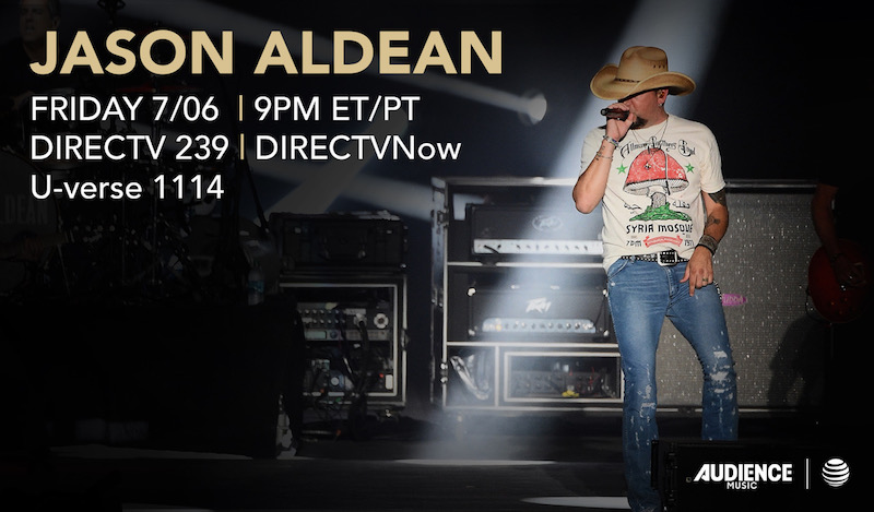 Jason Aldean Live From San Antonio