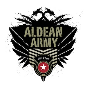CONGRATULATIONS TO THE JUNE ALDEAN ARMY CONTEST WINNER