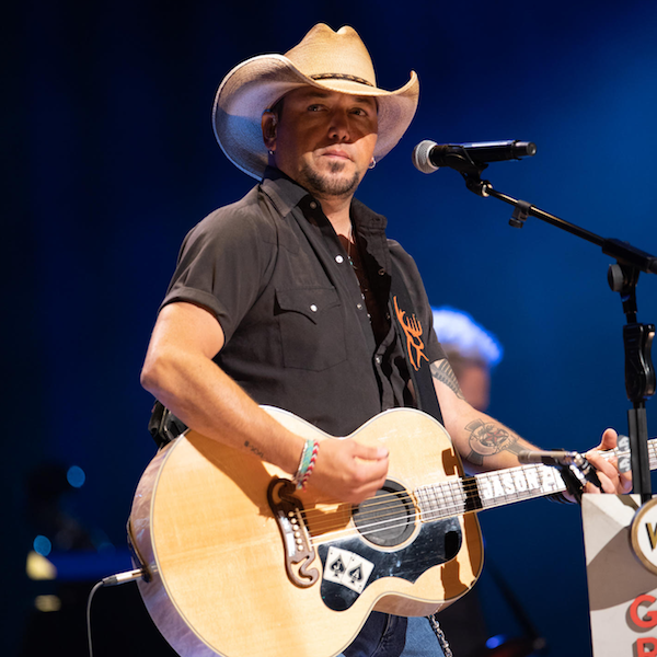 JASON ALDEAN PLAYS SOLD-OUT SHOW AT THE GRAND OLE OPRY