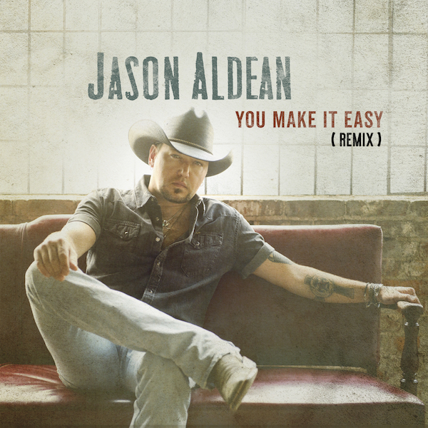 """LISTEN NOW: """"YOU MAKE IT EASY"""" REMIX"""