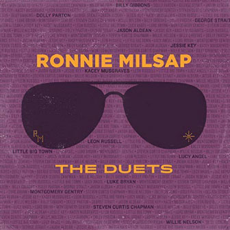 JASON FEATURED ON NEW RONNIE MILSAP DUETS ALBUM