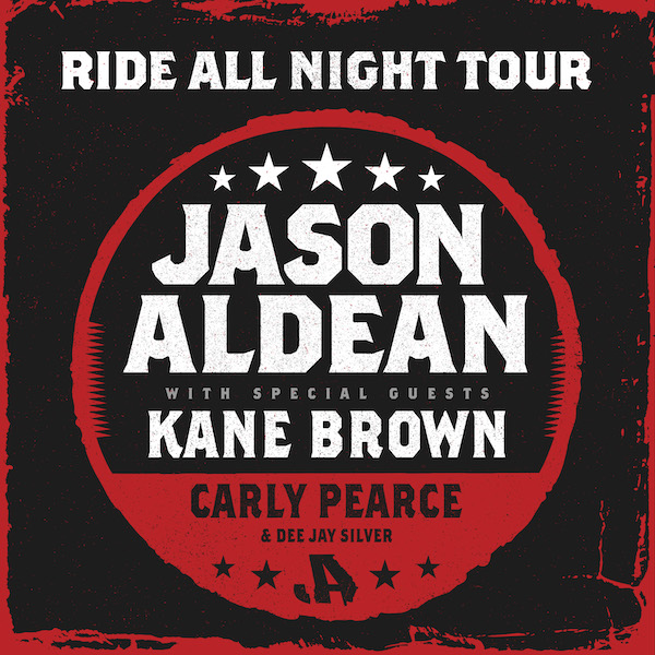 EXCLUSIVE ALDEAN ARMY PRESALES FOR TOLEDO, SYRACUSE, AND CANANDAIGUA