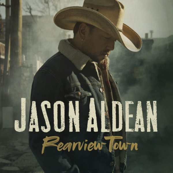 "JASON ALDEAN EARNS 23RD #1 WITH ""REARVIEW TOWN"""