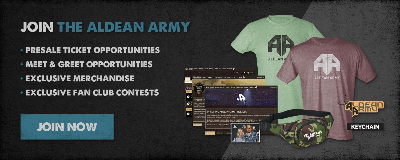 Aldean Army Year 10