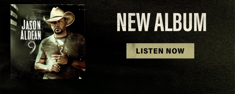 '9' New Album Banner – Angled