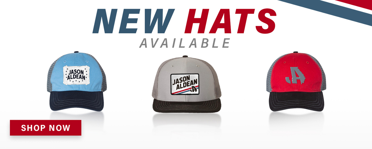 New Hats Banner