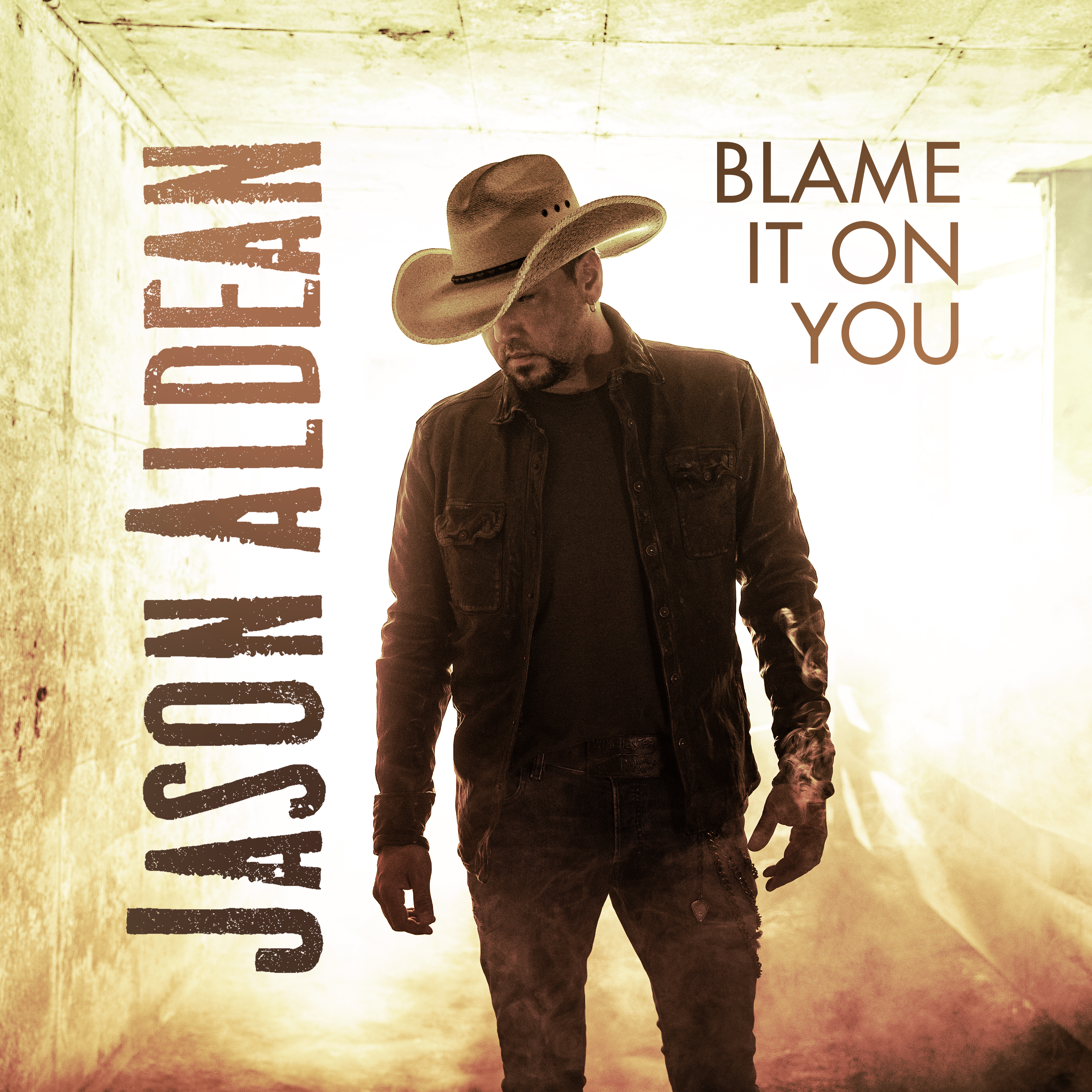 "NEW SINGLE, ""BLAME IT ON YOU"""
