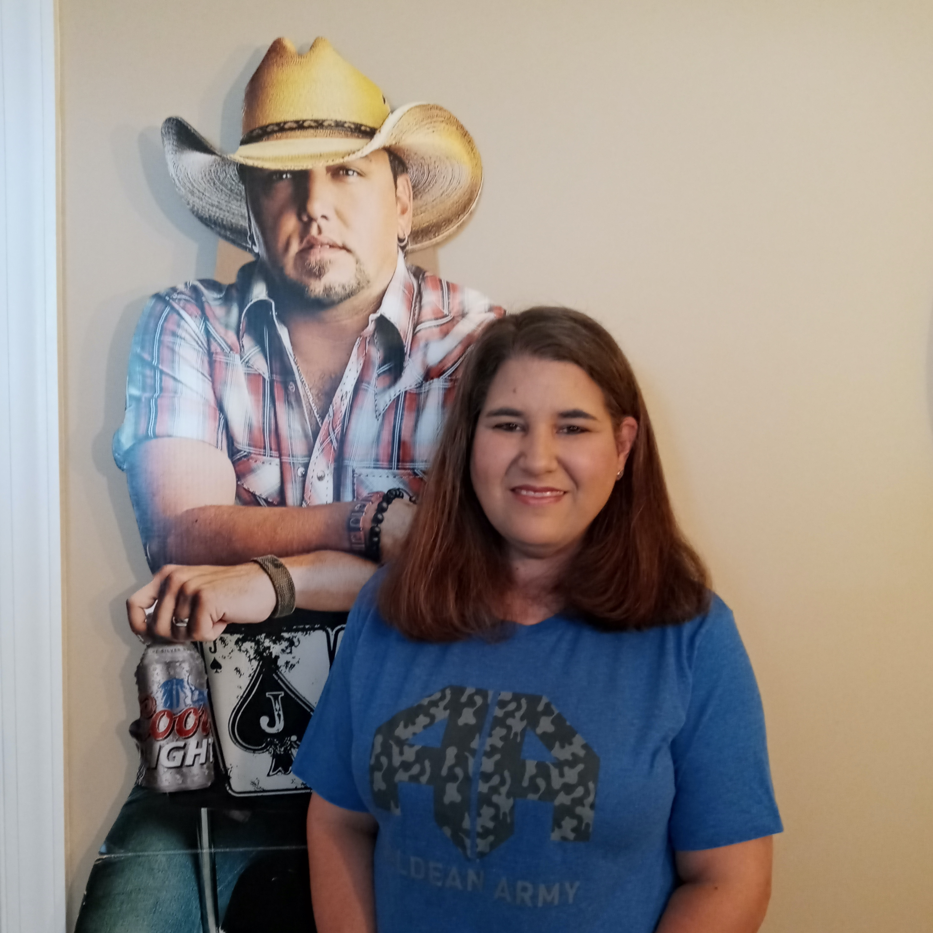 CONGRATULATIONS TO THE ALDEAN ARMY FEBRUARY FAN OF THE MONTH