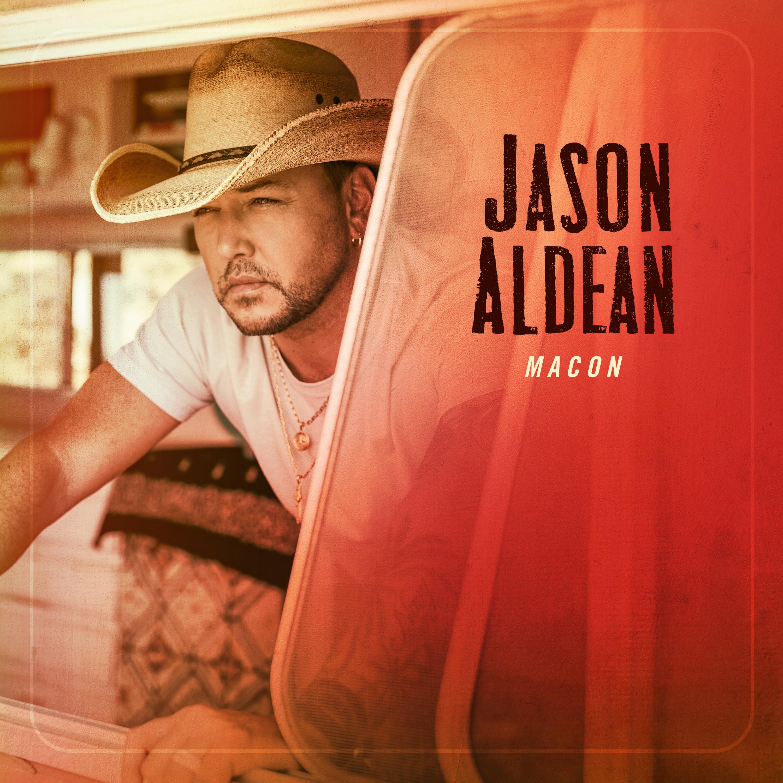 JASON ALDEAN ANNOUNCES 10TH STUDIO ALBUM, <em>MACON, GEORGIA</em>