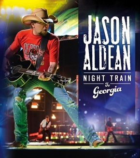 'NIGHT TRAIN TO GEORGIA' LIVE CONCERT DVD PRE-ORDER NOW