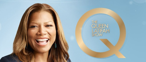 TUNE IN TO SEE A SPECIAL FEATURE ON JASON ON THE QUEEN LATIFAH SHOW!
