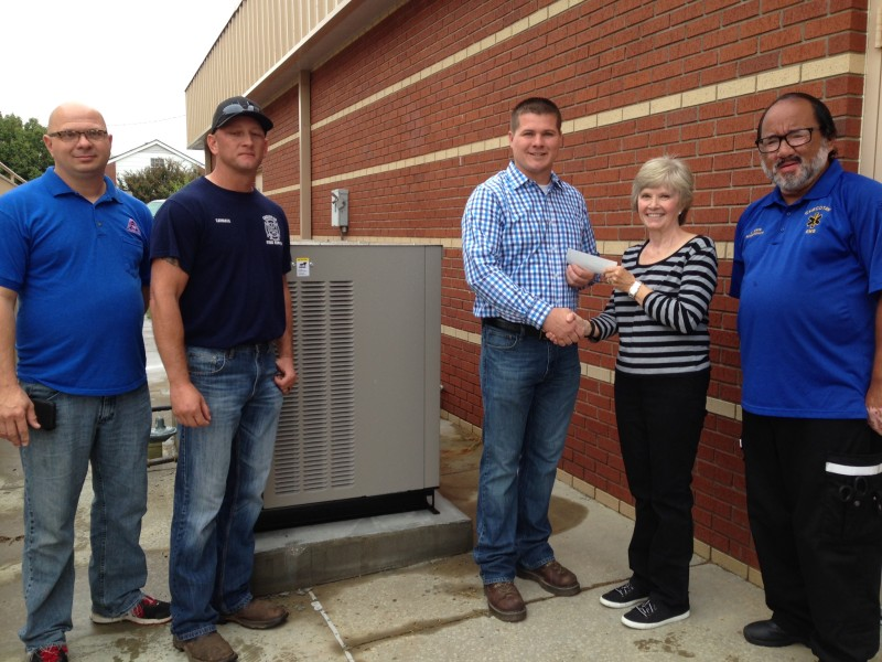 C.A.T.S. Foundation help fund new generator