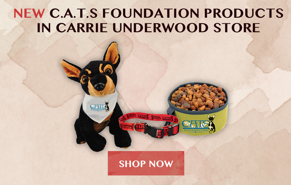 Shop now at Store.CarrieUnderwood.FM