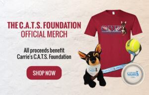 Shop The C.A.T.S. Foundation Official Merchandise