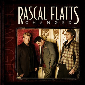 New Rascal Flatts Album CHANGED Coming April 3!