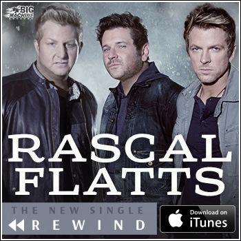 Rascal Flatts Rewind Tour
