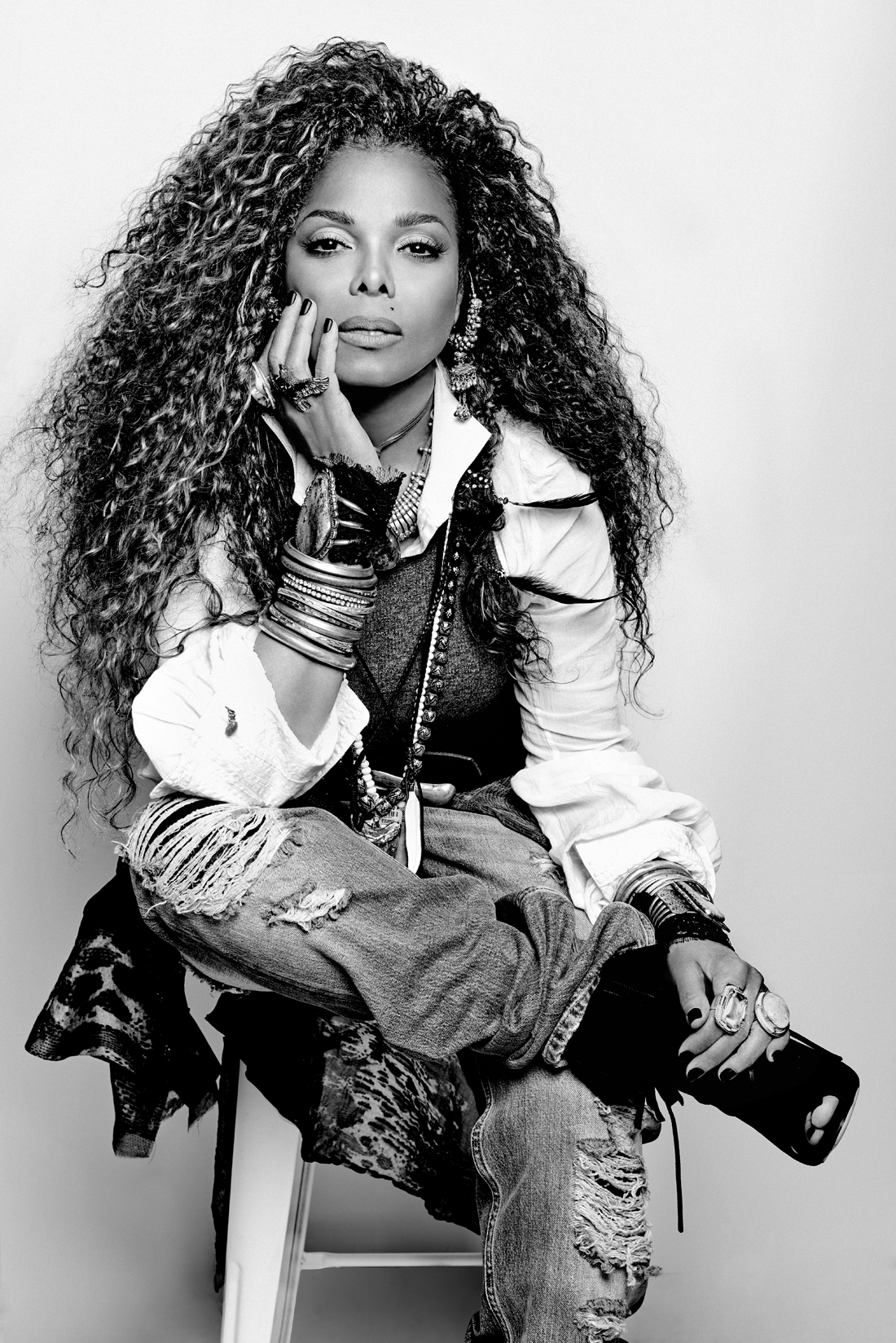 The Janet Jackson Look at Good Morning America