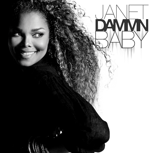 Janet Jackson Dammn Baby Cover