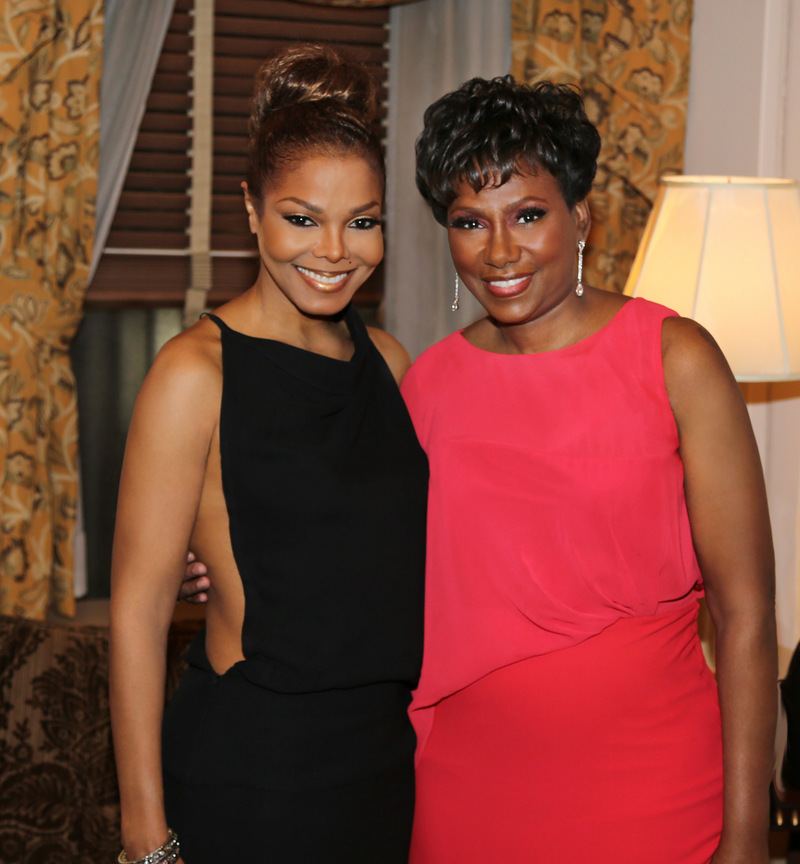 JANET honored by amfAR at New York Gala