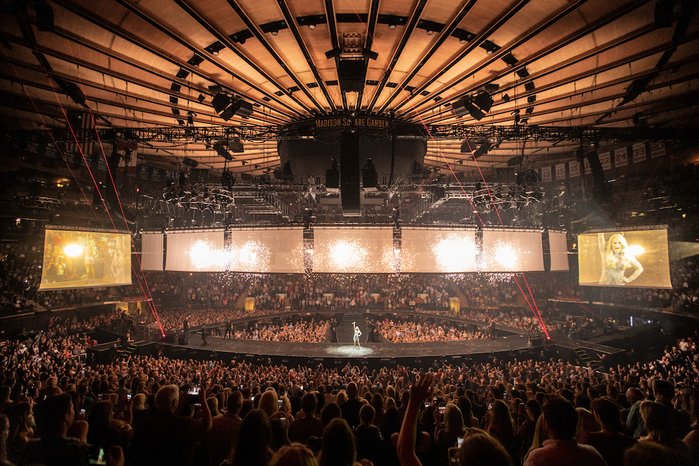 1 Madison Square Garden (PC Jeff Johnson)